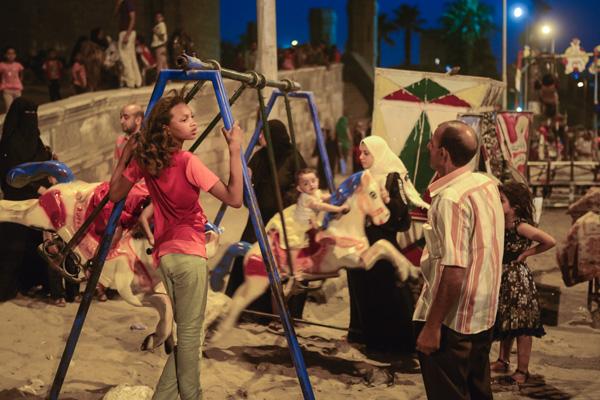 Simple Joy, 1. August 9, 2013. © Nour El Refai