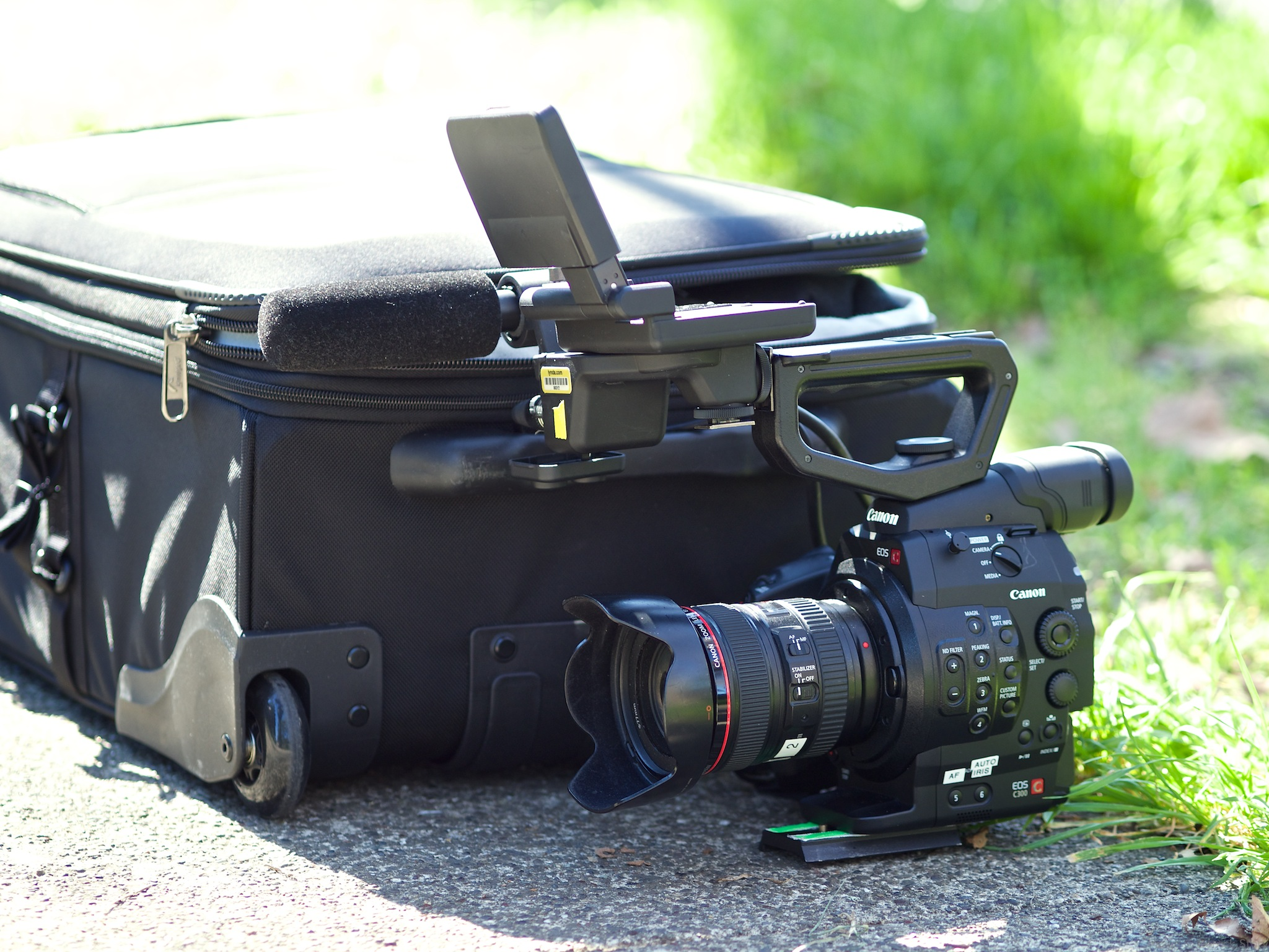 Pro Roller x300 with C300
