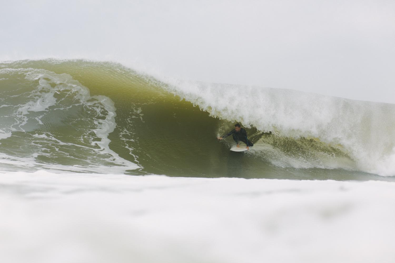 Surfing Hurricane Hermine