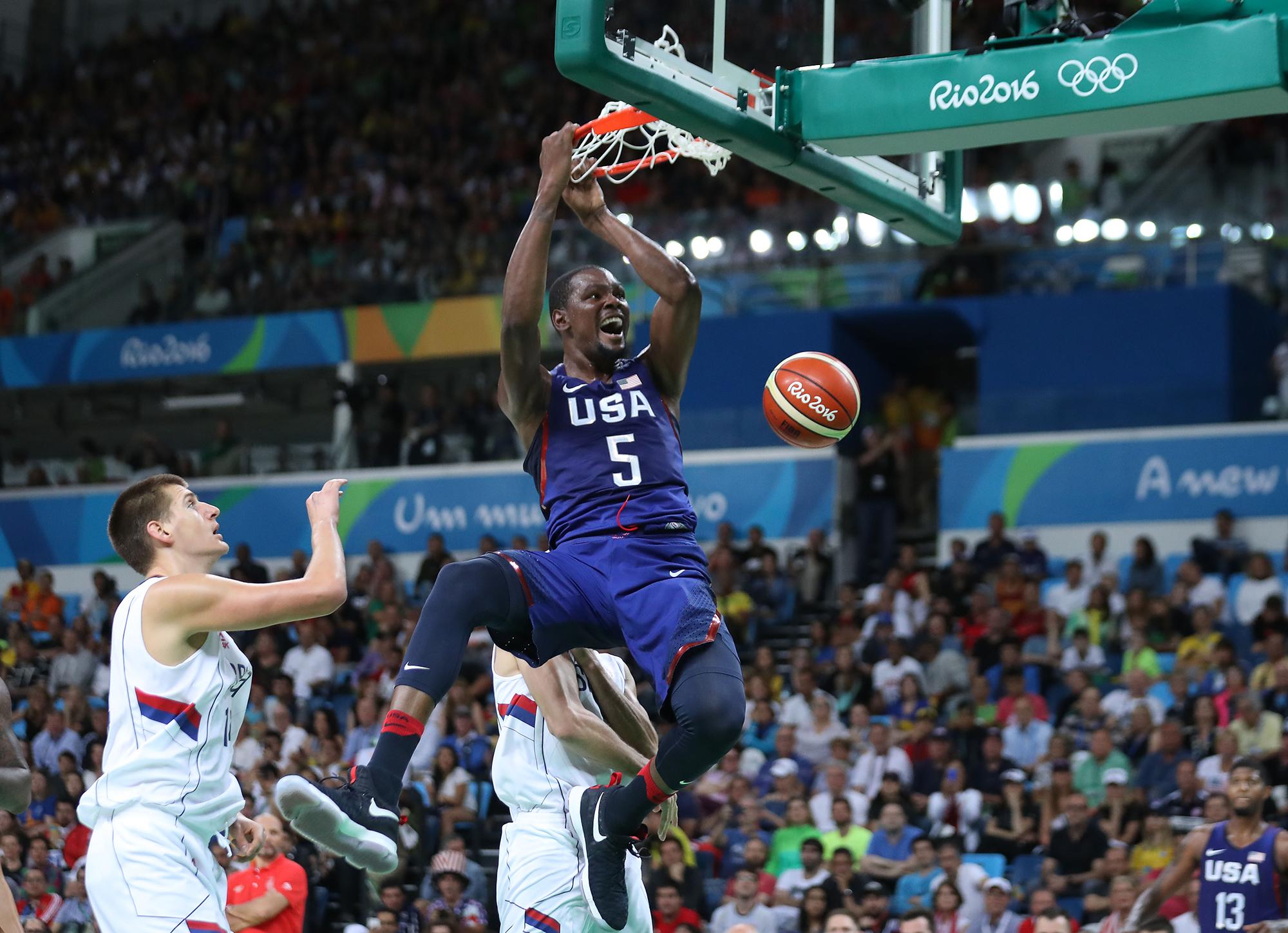 Basketball at Rio Olympic Games