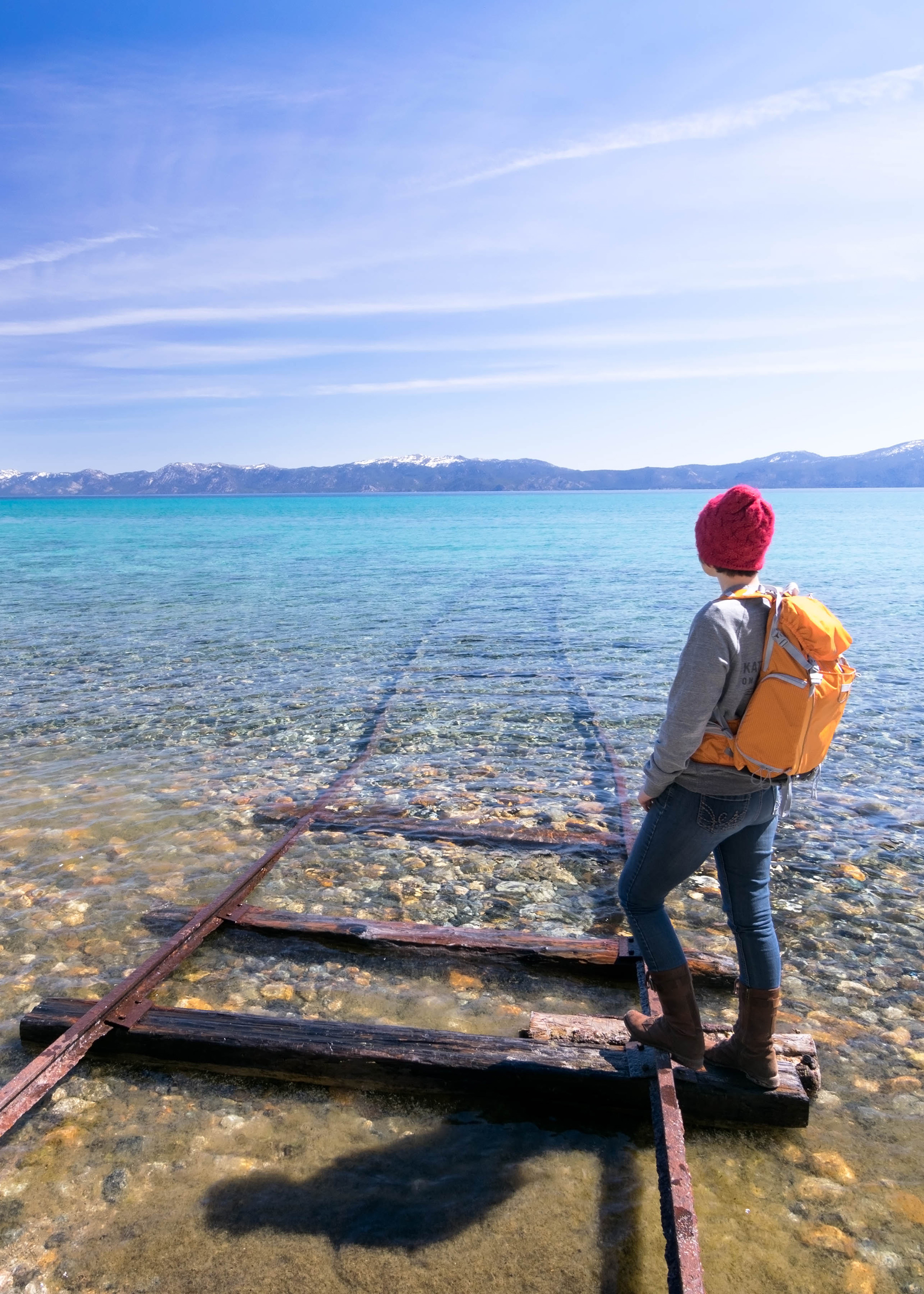 Exploring Lake Tahoe