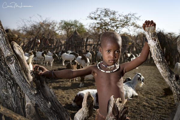 Himbra Tribe, Namibia, Africa