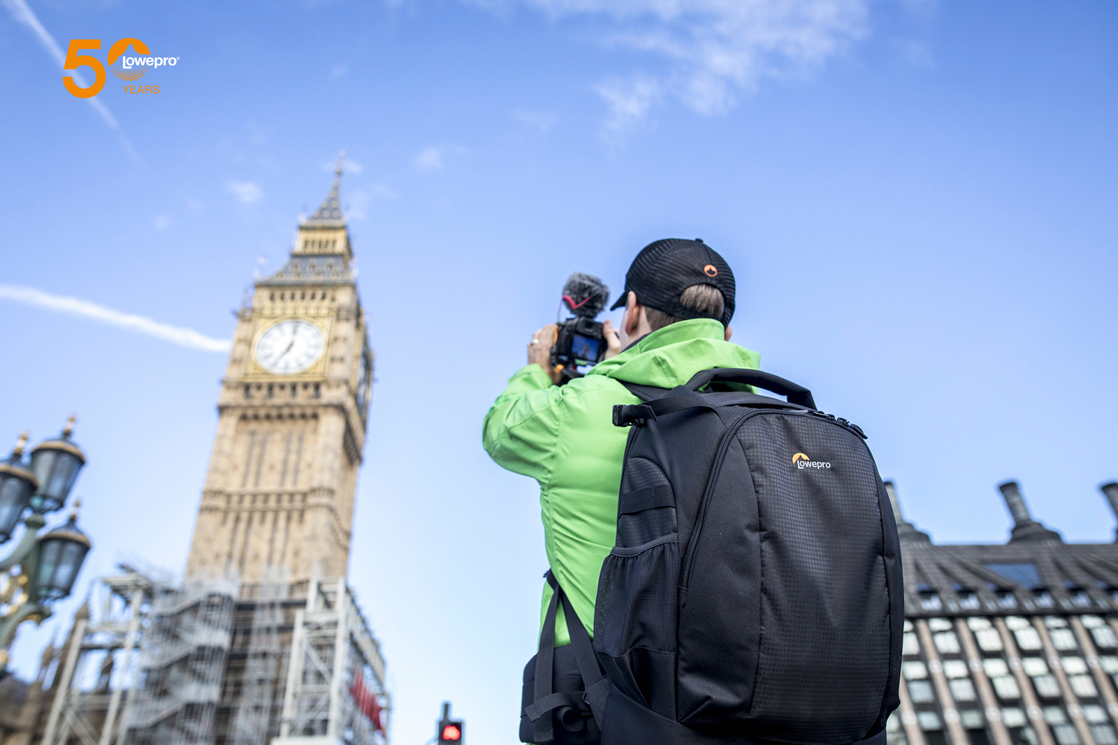 Lowepro Tours London