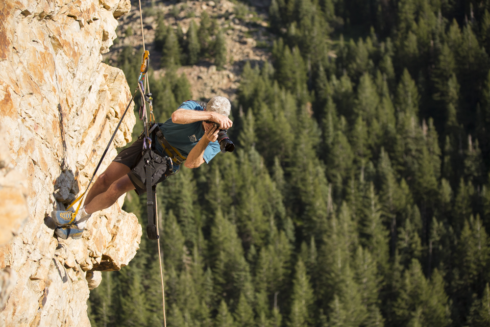 Making the Climb with Chris Noble and Lowepro