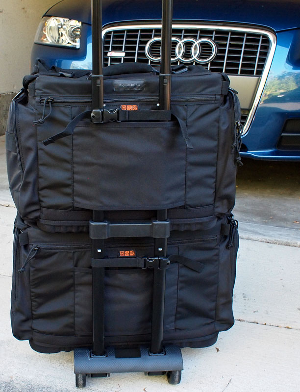 The Stackable, Transportable Lowepro Magnum