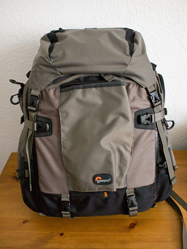Air Travel with the Lowepro Pro Trekker 300 AW