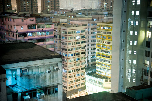 Kowloon - Hong Kong - Image by Percy Dean