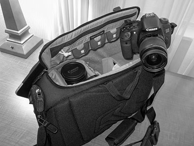 Road Trip with the Lowepro Classified 180 AW