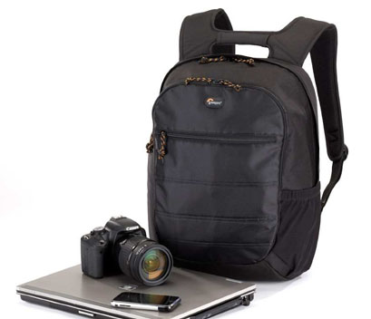 My Daily Bag: Lowepro CompuDay Photo 250