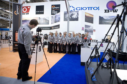 The Lowepro Team at last years Event