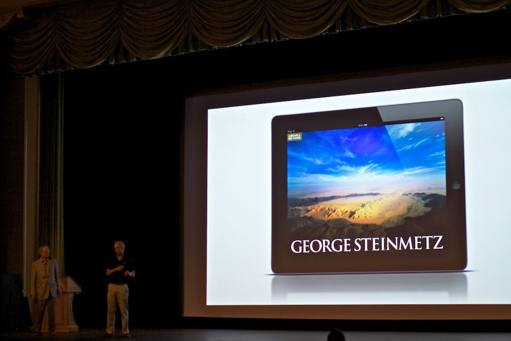 An Evening with George Steinmetz