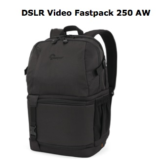 Free Bag Friday – DSLR Video Fastpack 250 AW