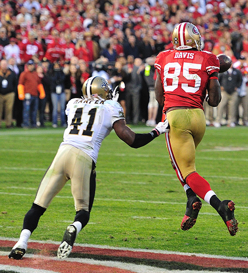 "Check out the 49er ""Grab"" Image from Robert Beck"