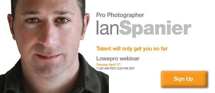 Sign up for our exclusive webinar with Ian Spanier