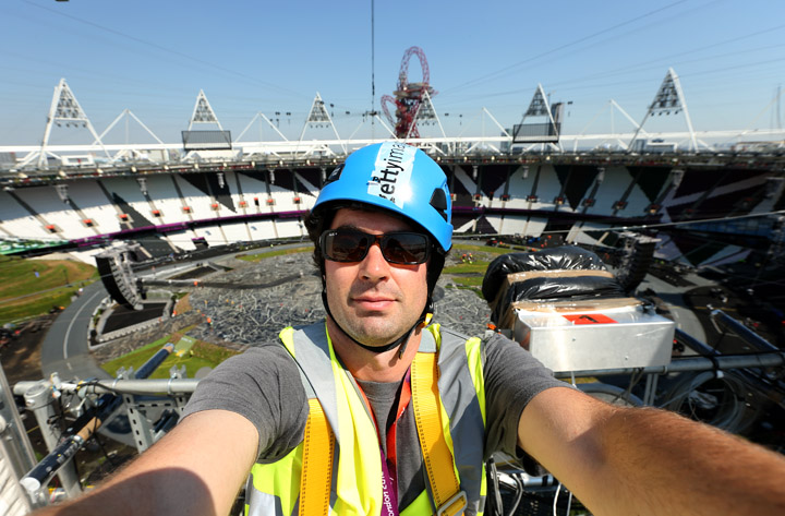 A Quick Look Back: Ezra Shaw and Imagery from the London 2012 Summer Olympics