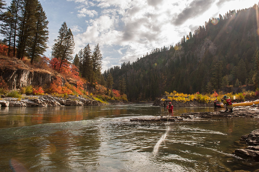 Outdoor adventure photos straight from jackson hole for Snake river fly fishing