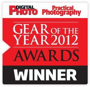 The 2012 GOTY Award for Best Camera Bag/Flipside 500 AW from Lowepro. © Bauer Media