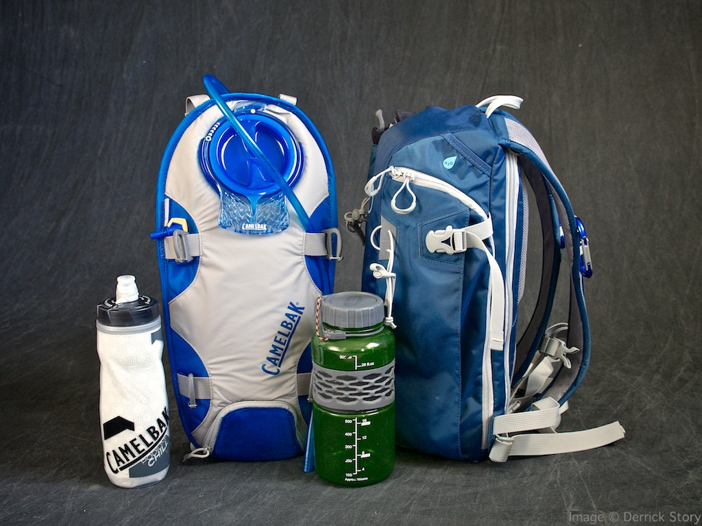 Bladder or Bottle? How do you carry your water on the trail?