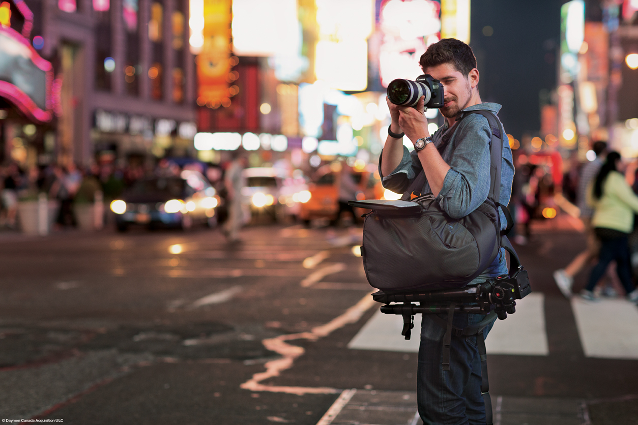 Camera Bags Reinvented for the Pace of the City: Transit Series