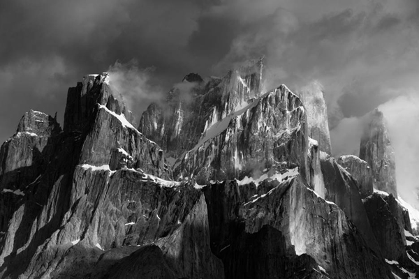 Great Trango, Baltoro Glacier, Karakoram Mountains, Pakistan. © Colin Prior