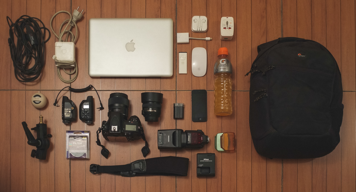 """Extreme Packing"" Mode with Photographer Nour El Refai (Part 1)"