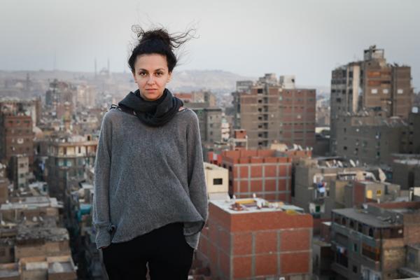Jasmina Metwaly, Visual Artist & Filmmaker. © Nour El Refai