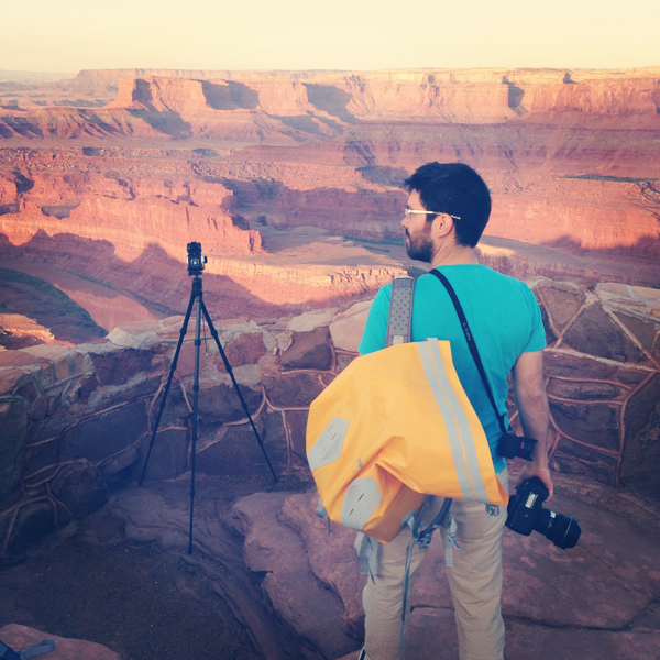 Behind the Scenes in Moab, Utah with the Lowepro Design Team