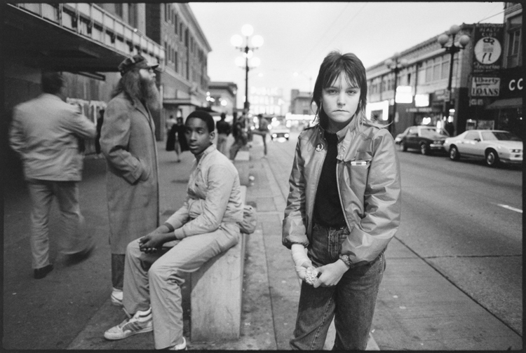 "Be a part of Mary Ellen Mark & Martin Bell's Kickstarter campaign to fund the documentary ""Streetwise: Tiny Revisited"""