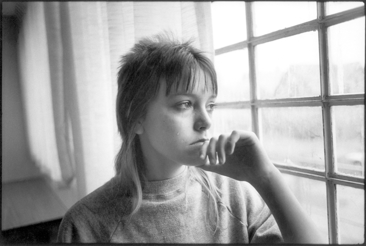 Tiny during Streetwise, Seattle, Washington, 1983. © Mary Ellen Mark