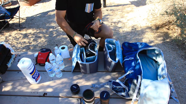 Rover Pro 45L AW visits Joshua Tree with Kaard Bombe & Friends
