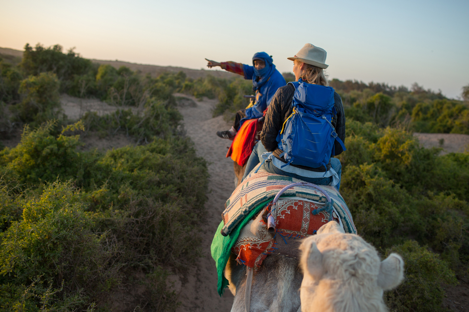 If My Bag Could Talk with Adventure Photographer Erika Skogg
