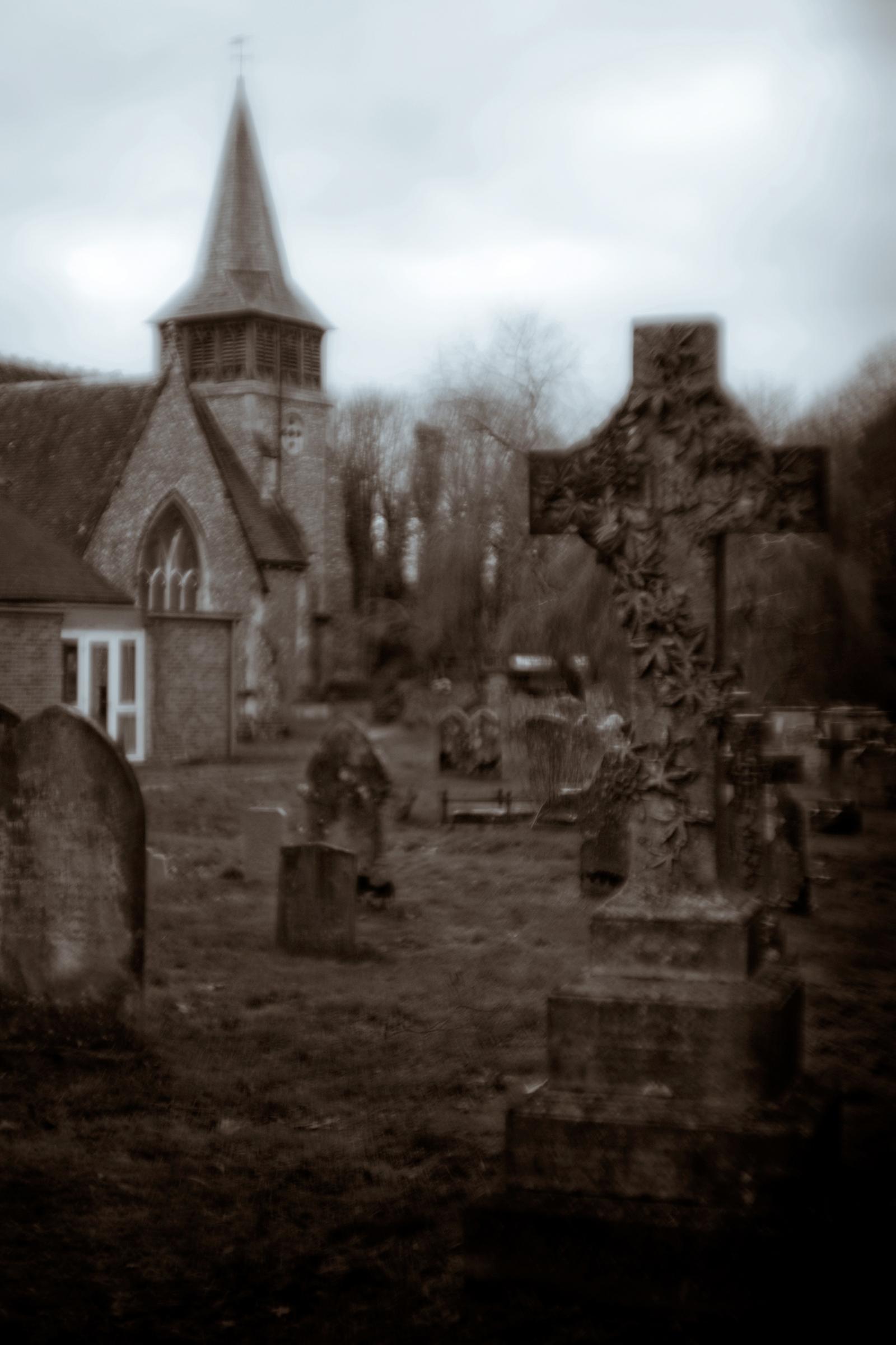 Eerie: Scott A Woodward