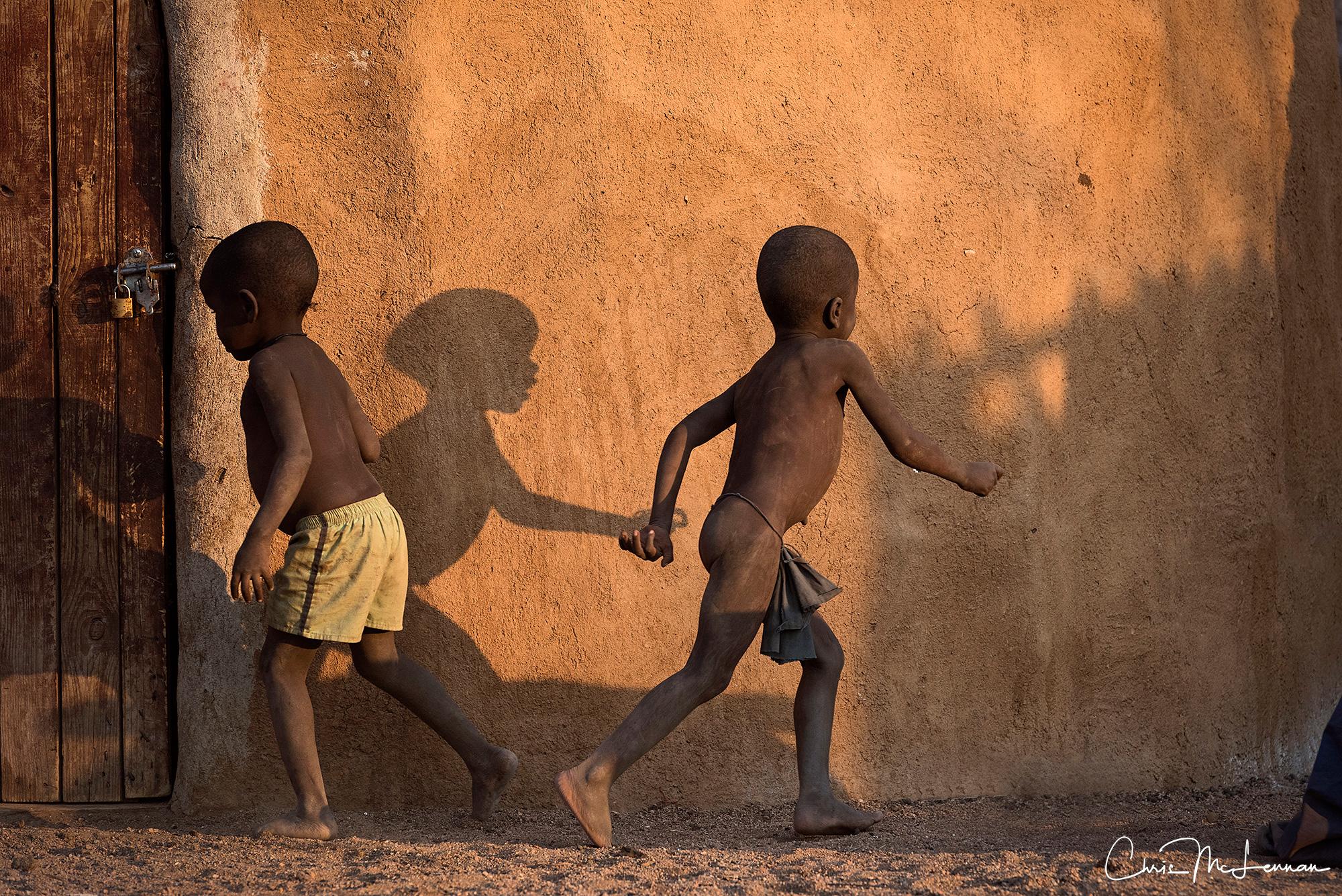 Himbra Tribe, Namibi, Africa