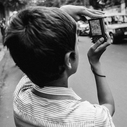 Focus of a Child
