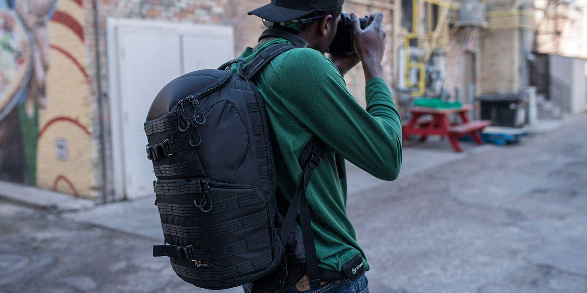 If My Bag Could Talk with Lowepro Storyteller Arthur Ward